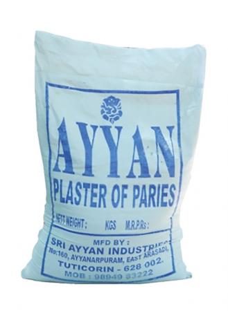 Plaster Of Paris Ayyan