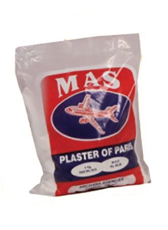 Plaster Of Paris Safari 1 Kg