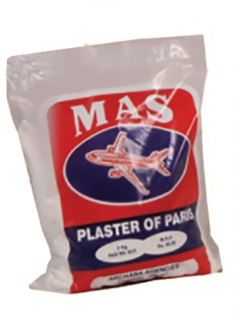 Plaster Of Paris Safari 1/2 Kg