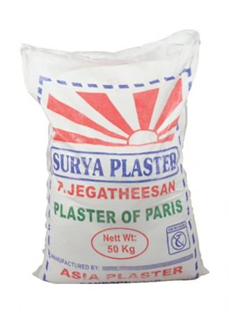 Plaster Of Paris Surya 50 Kg