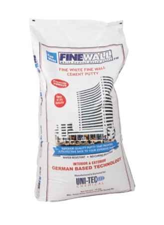 Fine Wall Care Putty 40Kg With Token