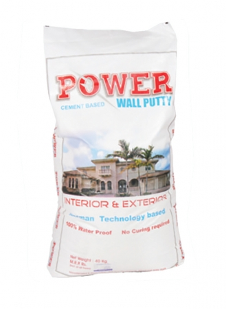 Power Wall Putty 40Kg