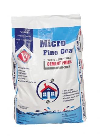Micro Fine Coat White Cement Primer 25Kg