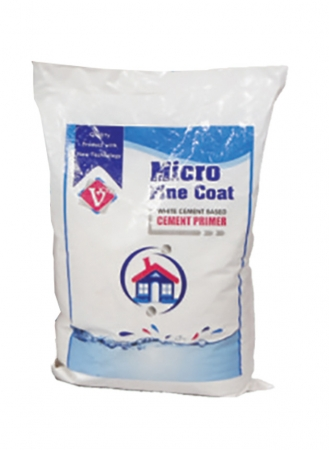 Micro Fine Coat White Cement Primer 5Kg