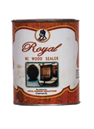 Royal Wood Sealer 1/2lt