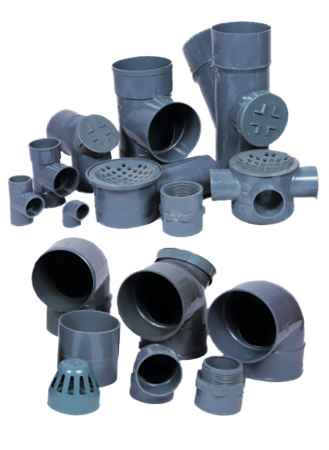 Sany Star Pvc Fittings All Sizes