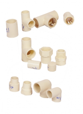 Kaizen CPVC Fittings & Pipes 3/4