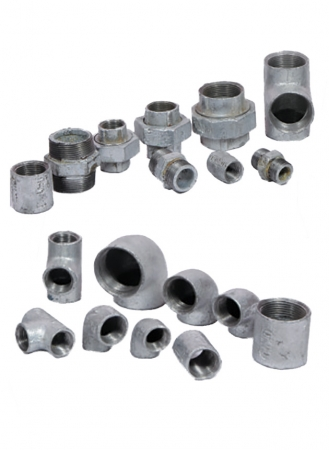 Omco ISI GI Fittings All Size