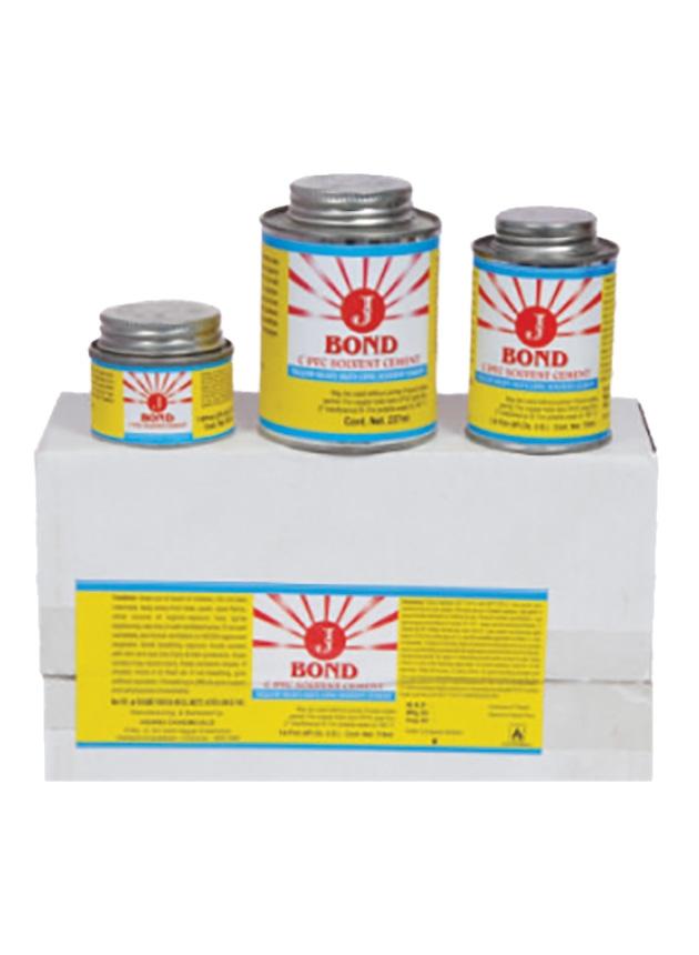 J Bond CPVC Solvent Cement 59ml, 118ml, 237ml