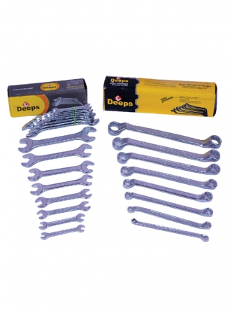 Deeps Tools Spanner Set, Ring Spann